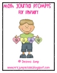 February Math Journal Prompts FREEBIE