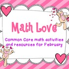 February Math Unit