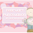 February Punctuation (S. Malek Freebie)