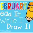 February Read and Writes {Daily Fluency Passages & Writing