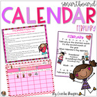 February SMARTBoard Calendar **Common Core Aligned**