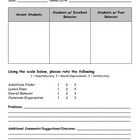 Feedback Form for Substitutes
