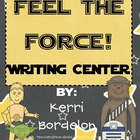 Feel the Force! STAR WARS Writing Center