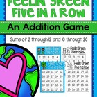 Feelin' Green Five in a Row {FREEBIE}