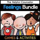 Feelings Activity Bundle: Social-Emotional Intelligence Ac