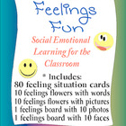 Feelings Fun - Social Emotional Learning for the classroom