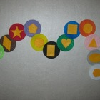Felt Caterpillar Shapes, Colors, & Counting Flannel Board Story