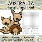 Feral Animal Hunt - Maths Activity
