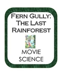 Fern Gully Movie Questions- Human Impact on the Environmen