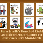 Fern Smith's Bundled Eight Addition Center Games For Commo