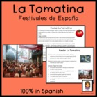 Festivals in Summer, Spanish culture, La Tomatina (OK for