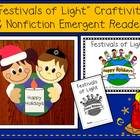 Festivals of Light - Holiday Craftivity & Emergent Reader Pack