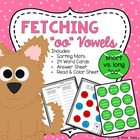 Fetching oo Vowels: A Phonics Center with 3 Activities
