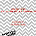 Fever 1793 book unit (by Laurie Anderson) Vocab and Questions