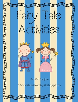 Fiary Tale Activities