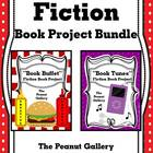 Fiction Book Report Bundle (Two in One!)