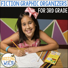 Fiction Graphic Organizers, Printables, and Responses for