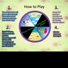 Fiction Reading Skills Powerpoint Game - Weather Wheel FRE