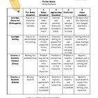 Fiction Rubric for Story Elements and Writing Conventions