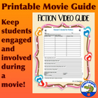 Fiction Video Guide Handout