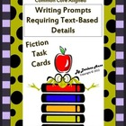 Fiction Writing Prompts Requiring Text-Based Details