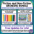 Fiction and Non-Fiction MEGA Bundle: 33 Teaching Units and