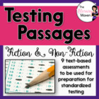 Fiction and Nonfiction Test Passages