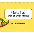 Fiesta Fun! {Math and Literacy Mini Pack}