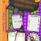 Fifth Grade Common Core Halloween Activities: Fractions, Decimals