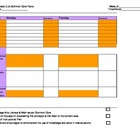 Fifth Grade ELA Common Core Planning Template