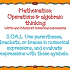 Fifth Grade Math Common Core Standards