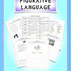 Figurative Language Chart and Assessment