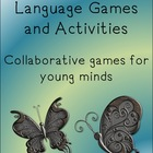 Figurative Language Collaborative Games for Young Minds
