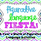 Figurative Language FIESTA! Similes, Metaphors and Much, M