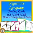 Figurative Language Flashcards and Quiz