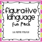 Figurative Language Fun Pack