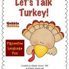 Figurative Language Let's Talk Turkey