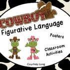 Figurative Language Packet: WesternTheme