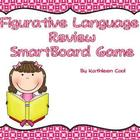 Figurative Language Press Your Luck SmartBoard game