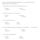 Figurative Language Quiz/Test