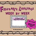Figurative Language Week by Week