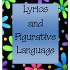 Figurative Language using Lyrics
