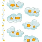 File Folder Game - Cloud Patterning - Preschool, Kindergar