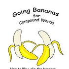 File Folder Game for teaching Compound Words