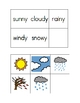 File Folder Games - Word and Picture Matches
