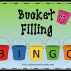 Fill A Bucket BINGO- Savvy School Counselor
