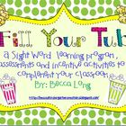 Sight Words - Fill Your Tub With Sight Words
