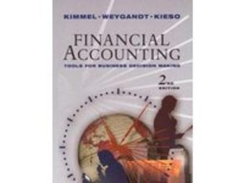 Financial Accounting: Tools for Business Decision Making (2000)