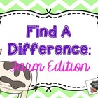 Find & Say A Difference: Farm Edition