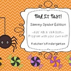 Find it Fast: October Themed {Customizeable Product}